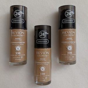 Revlon ColorStay Liquid Foundation Natural Tan